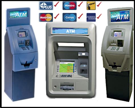 atm card machine technology used in atm s debit credit cards banking