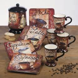 Red Ceramic Canisters For The Kitchen love these dishes too cocoa amp coffee pinterest
