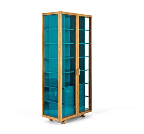 vitrina tall cabinet by hierve case furniture