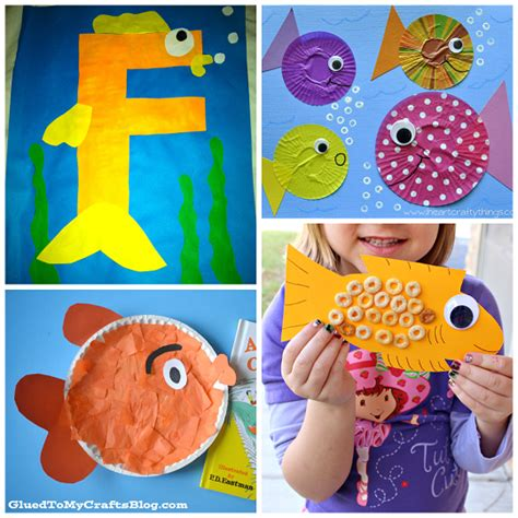 fish craft ideas for creative fish crafts for crafty morning