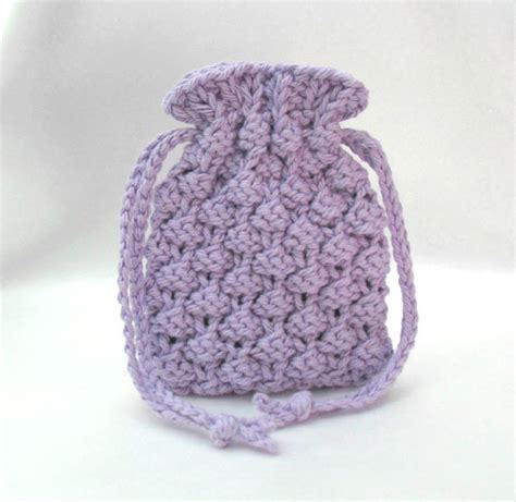 knitted soap holder pattern knitted soap bag soap saver soap pouch small by