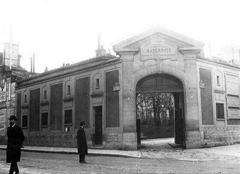 h 244 pital baudelocque port royal histoire de l inserm