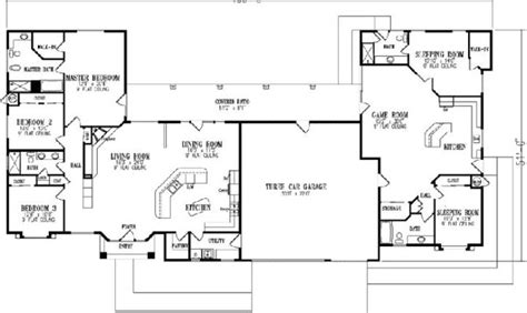 house plans with separate apartment 17 artistic house plans with inlaw apartment separate house plans 25890
