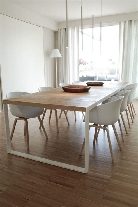 modern style dining tables 25 best ideas about modern dining table on