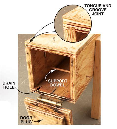 steam box woodworking plans simple steam box popular woodworking magazine