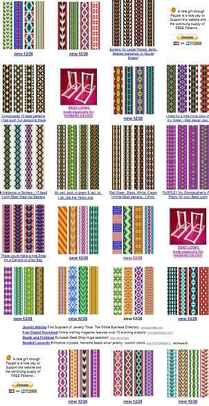 beading patterns free loom 78 best images about bead loom pattern on loom