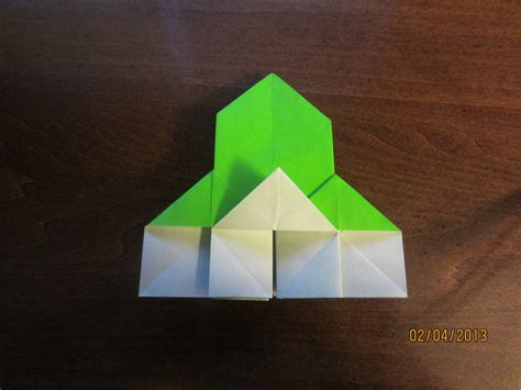 origami castle daily origami 15 castle by naganeboshni on deviantart
