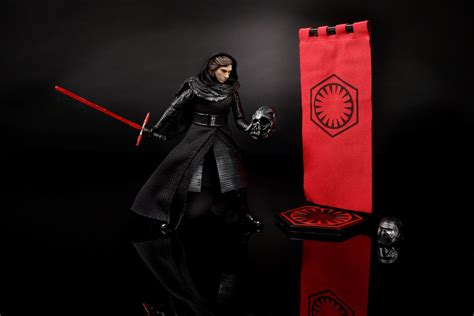 wars show obi wan and kylo ren are wars black series 2016