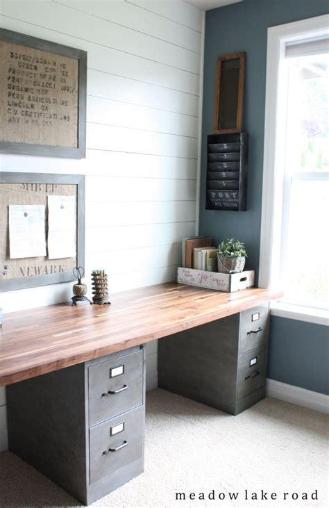 office desk idea 25 best ideas about farmhouse office on