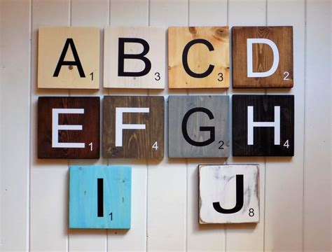 scrabble letters for wall 25 best ideas about scrabble wall on
