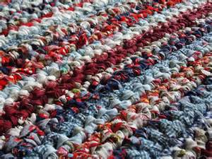 how to crochet a rag rug crocheted rag rug tutorial quiver of blessings