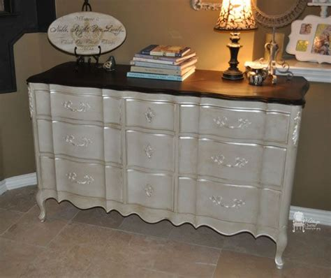 painted provincial bedroom furniture 17 best ideas about metallic paint on faux