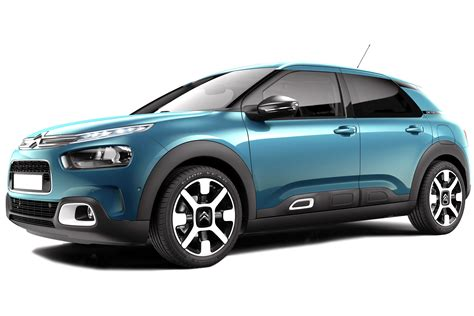 Citroen Cactus by Citro 235 N C4 Cactus Suv Practicality Boot Space Carbuyer