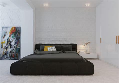 minimalist bedroom designs modern minimalist black bedroom pillow design olpos design