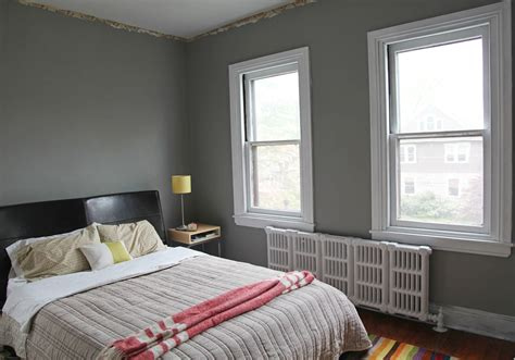 bedroom wall colors master bedroom new gray wall color white trim stately