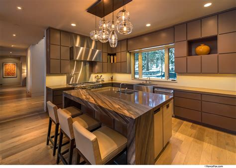 kitchen island breakfast bar breakfast bar kitchen island home near lake tahoe california