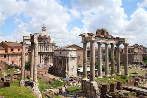 que era el foro romano tercer d 237 a en roma vaticano sant angelo palatino y foro