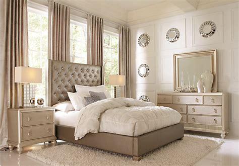 sofia vergara gray 5 pc bedroom bedroom sets