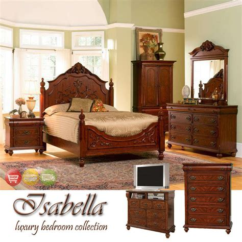 carved bedroom furniture king bed 4 beautiful carved bedroom