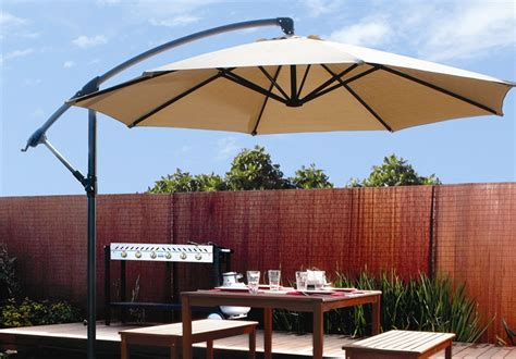 large cantilever patio umbrella large patio umbrellas cantilever outdoorlivingdecor