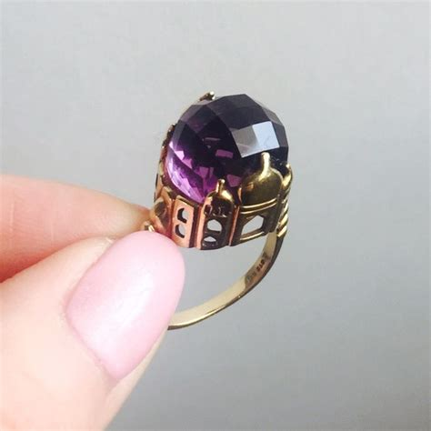 sts for jewelry 100 sts jewelry taj mahal true amethyst ring 8