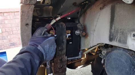 Chrysler Sebring Battery Location how to change battery on a 2000 chrysler sebring