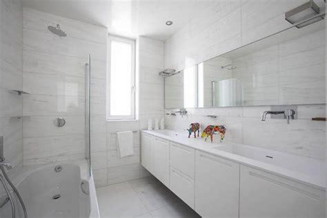 All White Bathroom Ideas by 20 Flawless All White Bathroom Designs