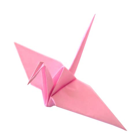 the origami paper shop pale pink origami cranes graceincrease custom origami