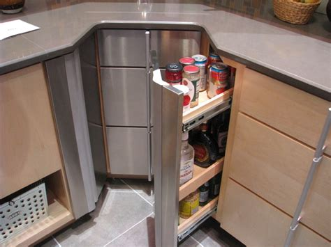 kitchen cabinet storage options corner cabinet storage options contemporary kitchen