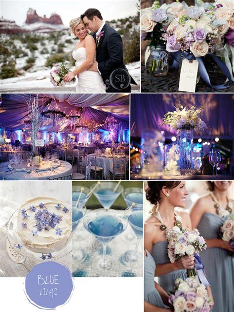 Lilac Purple Wedding Decorations