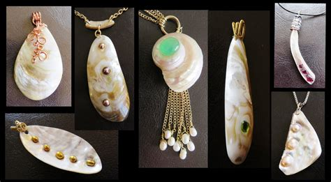 how to make jewelry from shells sea shells for jewelry liz kreate