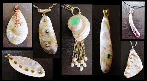 how to make jewelry with shells sea shells for jewelry liz kreate