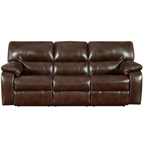 leather reclining sofa loveseat chocolate leather reclining sofa loveseat set