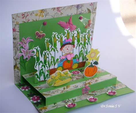 card tutorials and projects cards crafts projects interactive pop up card