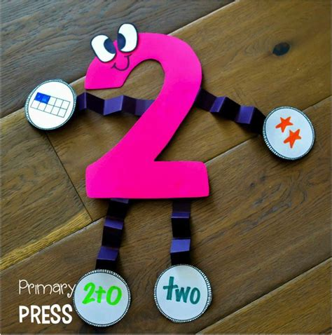 number craft for 25 best ideas about number 2 on preschool