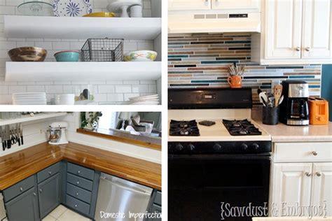 diy kitchen designs diy kitchen ideas easy kitchen ideas houselogic