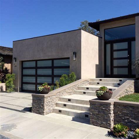 modern glass garage doors modern garage doors in an astonishing protection amaza