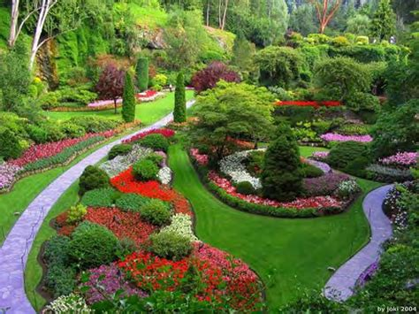 photos of gardens gardens and world class plant collections