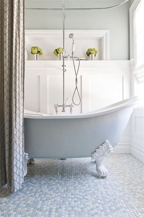 Bath To Shower Conversion Kit 20 inspirations that bring home the beauty of penny tiles