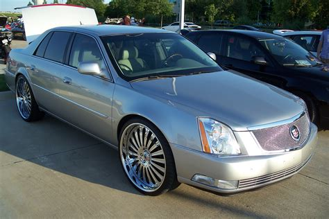 custom rubber sts large 2006 cadillac sts custom