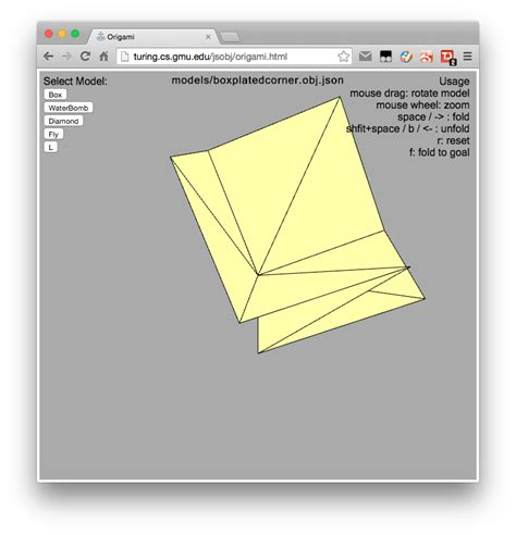 Origami Software Developed By Masc