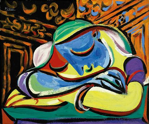 picasso paintings fille endormie by pablo picasso will go the