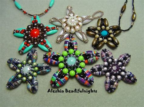paper bead paper bead starfish pendant or ornament tutorial