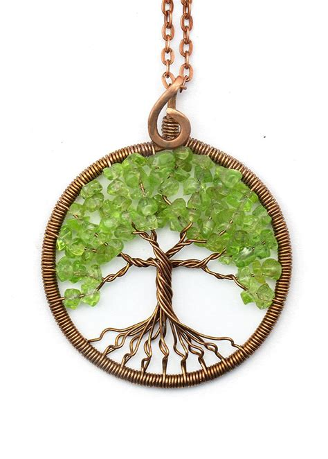 how to make tree of jewelry tree of necklace pendant tree of jewelry family