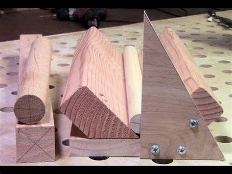diy woodworking jigs woodworking make an end center marking jig
