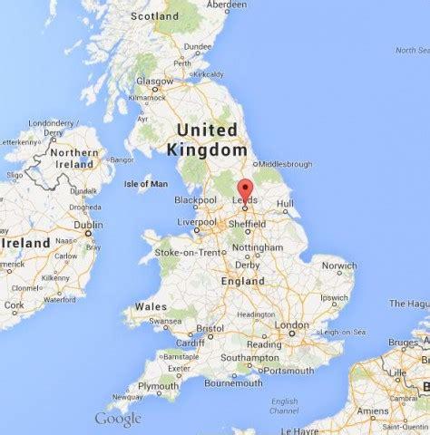 in leeds leeds map of derietlandenexposities