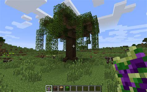 tree on minecraft custom trees mod for minecraft 1 11 2 1 9 4 1 8 9 1 7 10