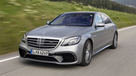 S Class Mercedes by 7 Things Worth Knowing About The 2018 Mercedes S Class