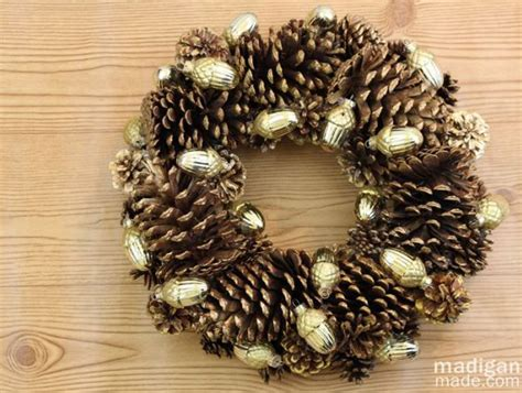 pinecone crafts for 13 diy pinecone crafts for shelterness