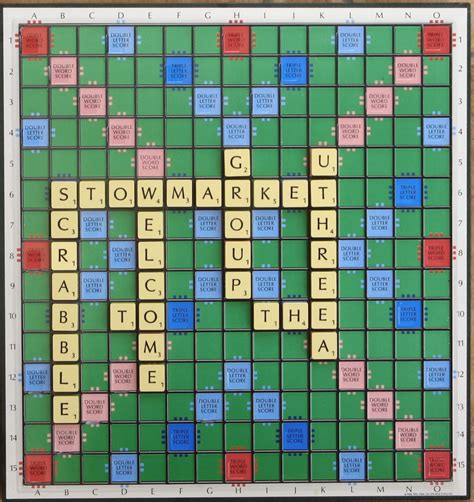 scrabble on the 301 moved permanently